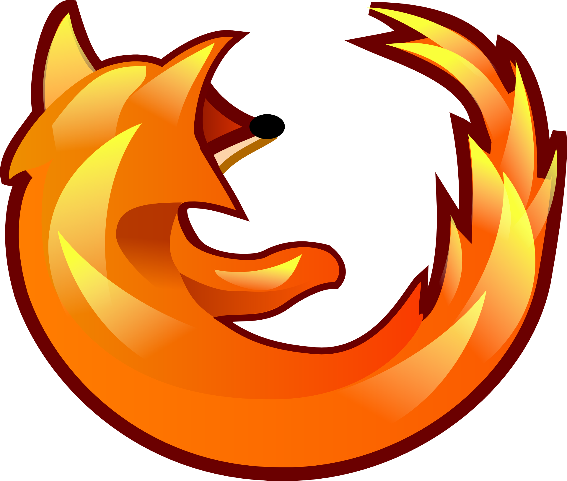 firefox, fox, browser