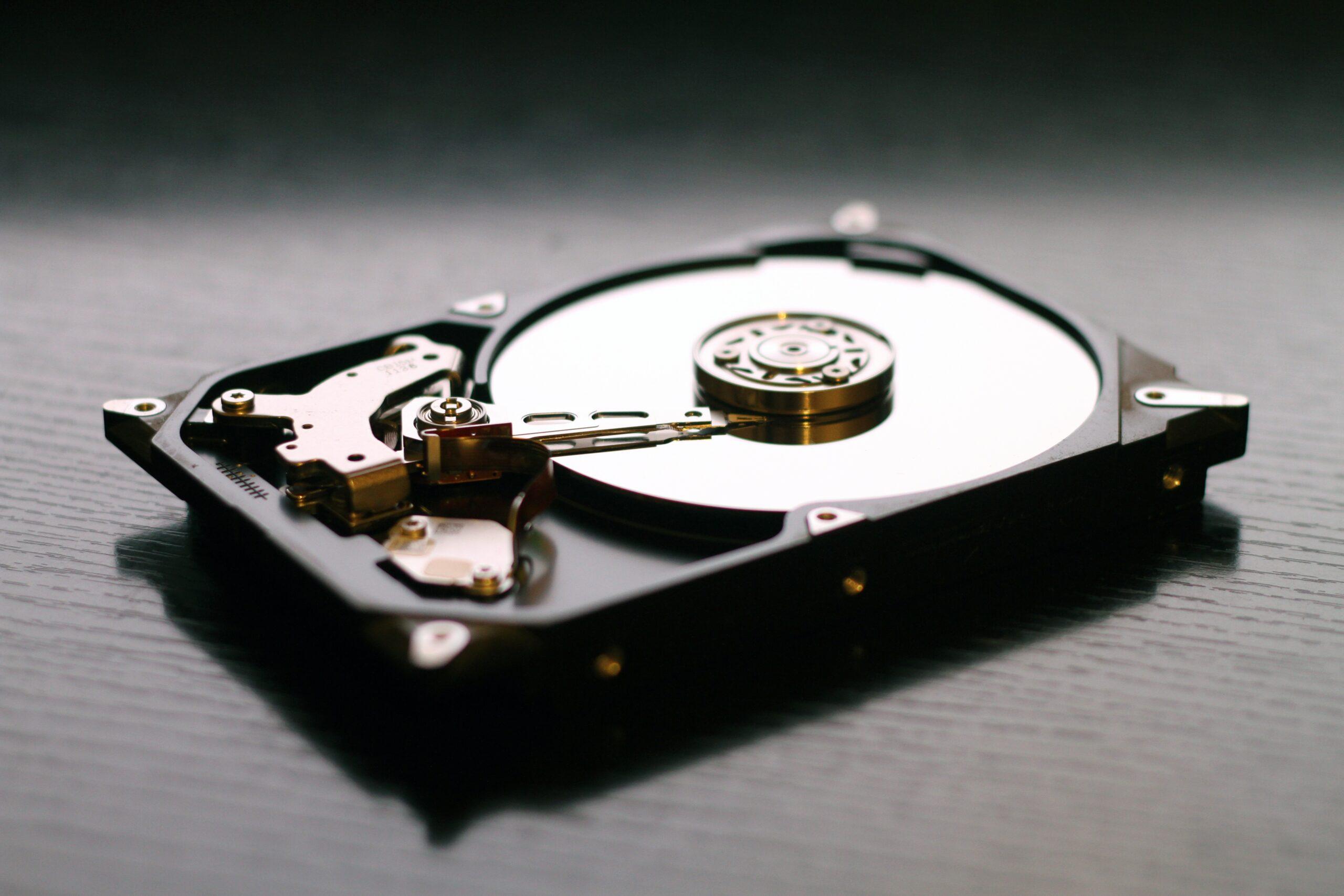 hard drive, disk, hardware