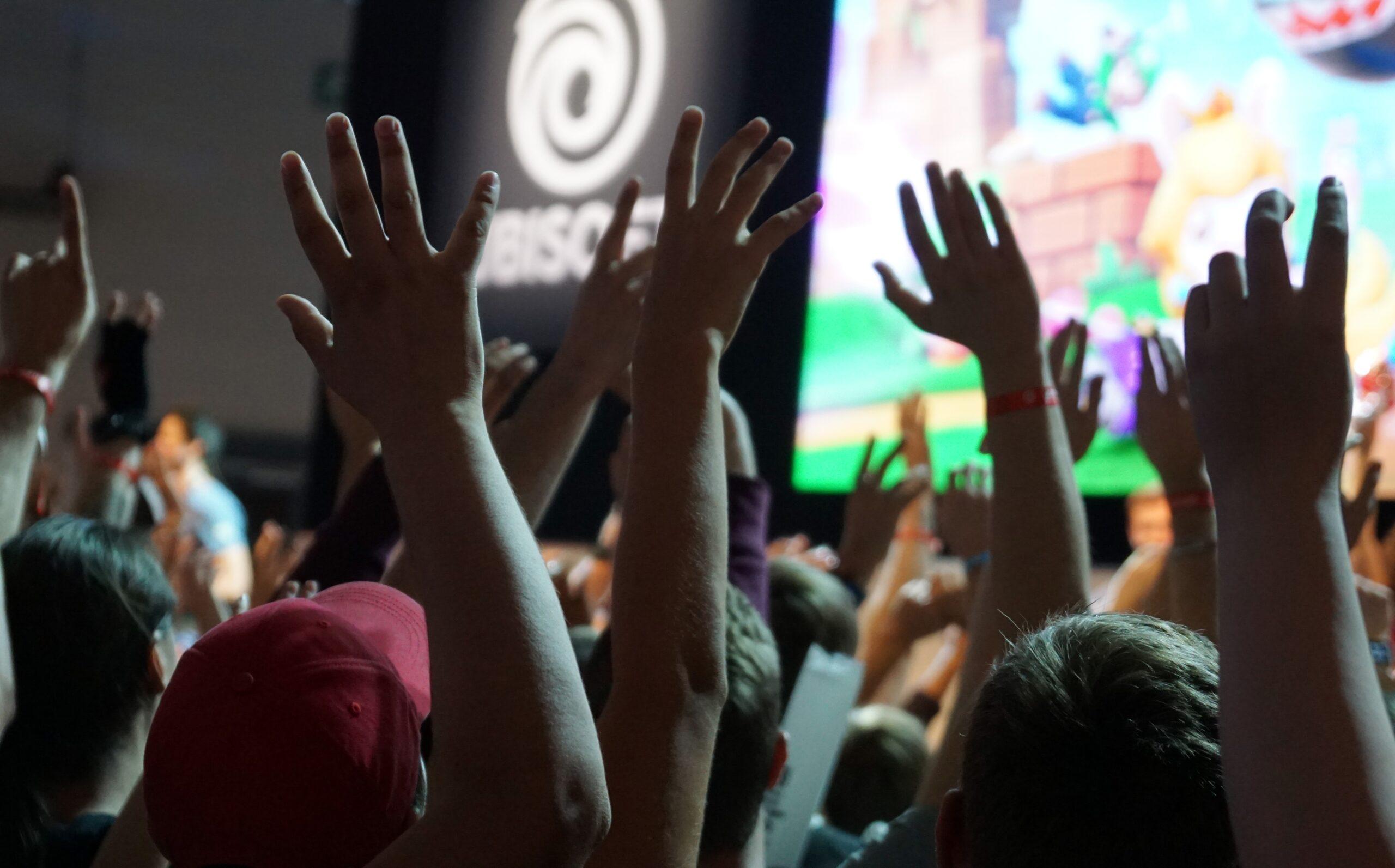 gamescom, games, convention